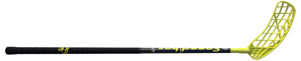Speedhoc Floorball stick Edge yellow