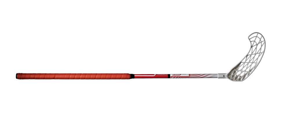 Speedhoc Headway floorball stick red