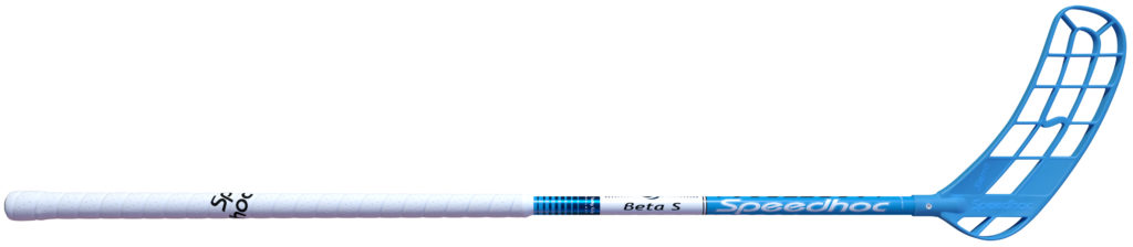 Speedhoc Floorball stick Beta S cyan