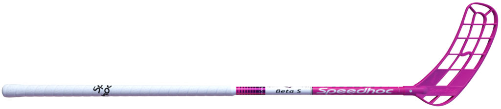 Speedhoc Floorball stick Beta S magenta