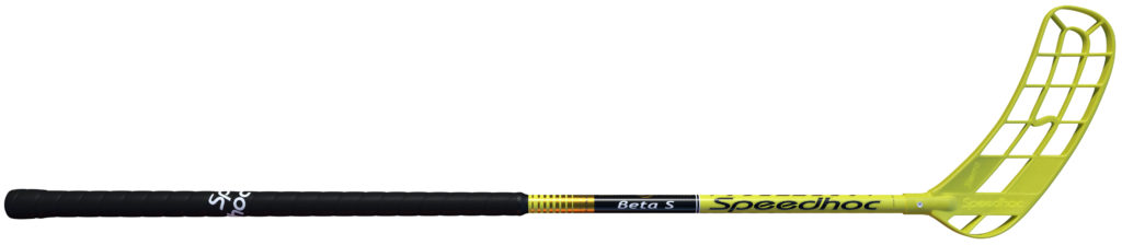 Speedhoc Floorball stick Beta S yellow